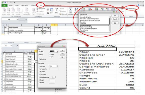 Contoh Soal Latihan Excel Dasar.Contoh Soal Latihan Excel